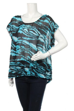 Γυναικεία μπλούζα Suzanne Grae, Μέγεθος XL, Χρώμα Μπλέ, Πολυεστέρας, Τιμή 2,95€