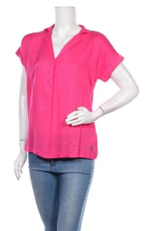 Дамска блуза Tamaris, Размер S, Цвят Розов, Вискоза, еластан, Цена 21,00лв.
