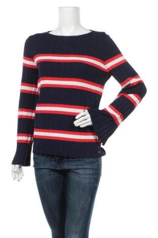 Γυναικεία μπλούζα Tom Tailor, Μέγεθος M, Χρώμα Πολύχρωμο, 65% βισκόζη, 35% πολυαμίδη, Τιμή 18,57€