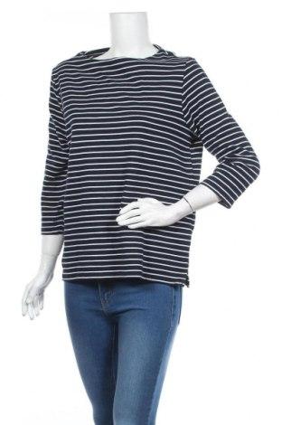 Γυναικεία μπλούζα Tom Tailor, Μέγεθος XL, Χρώμα Μπλέ, 72% βαμβάκι, 28% πολυεστέρας, Τιμή 12,14€