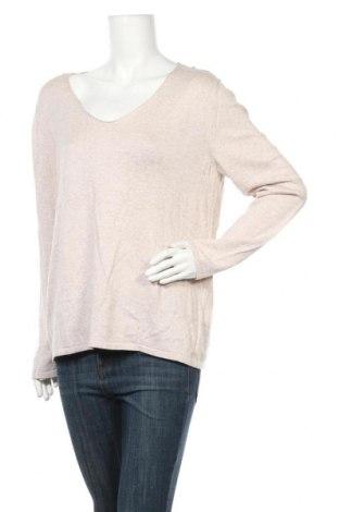 Γυναικεία μπλούζα Tom Tailor, Μέγεθος XXL, Χρώμα  Μπέζ, 60% βαμβάκι, 40% βισκόζη, Τιμή 13,57€