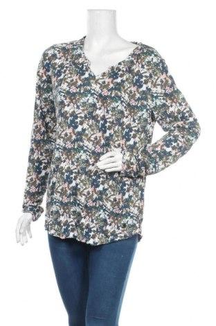 Γυναικεία μπλούζα Tom Tailor, Μέγεθος XL, Χρώμα Πολύχρωμο, 65% πολυεστέρας, 35% βισκόζη, Τιμή 12,50€