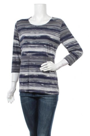 Дамска блуза Via Appia, Размер M, Цвят Многоцветен, 90% вискоза, 10% еластан, Цена 9,24лв.