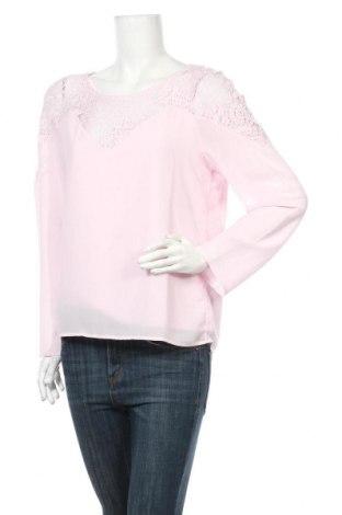 Bluză de femei Vila, Mărime M, Culoare Roz, 100% poliester, Preț 32,66 Lei