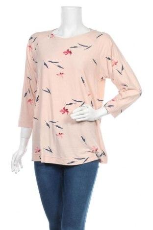 Дамска блуза Vrs Woman, Размер L, Цвят Пепел от рози, 95% полиестер, 5% еластан, Цена 14,18лв.
