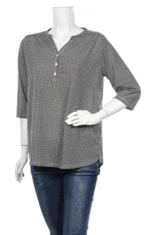 Дамска блуза Vrs Woman, Размер XL, Цвят Черен, Полиестер, Цена 20,53лв.
