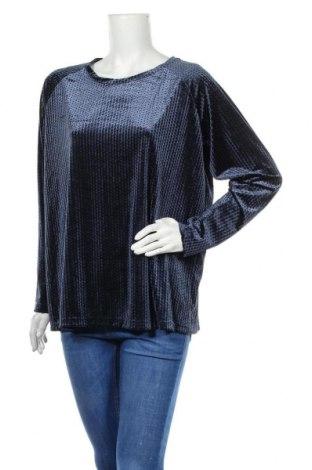 Дамска блуза Vrs Woman, Размер XL, Цвят Син, Цена 16,07лв.