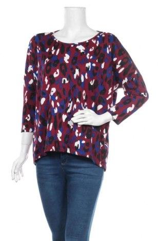Дамска блуза Vrs Woman, Размер M, Цвят Многоцветен, 90% полиестер, 10% еластан, Цена 17,01лв.