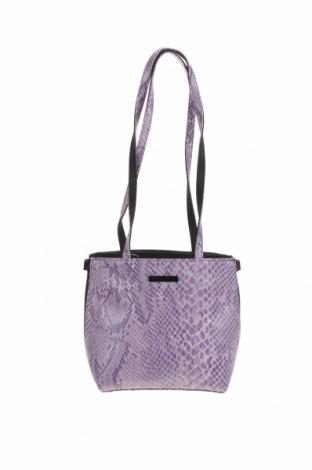 Дамска чанта, Цвят Лилав, Еко кожа, Цена 15,12лв.