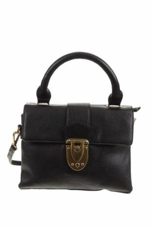 Дамска чанта, Цвят Черен, Еко кожа, Цена 13,44лв.