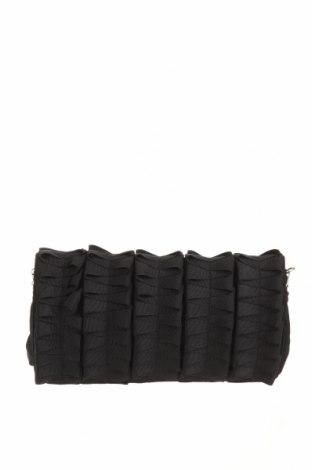 Дамска чанта, Цвят Черен, Текстил, Цена 12,18лв.