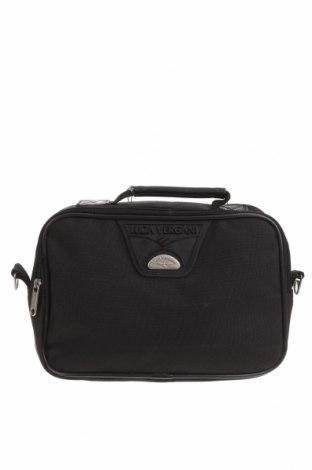 Дамска чанта, Цвят Черен, Текстил, Цена 13,44лв.