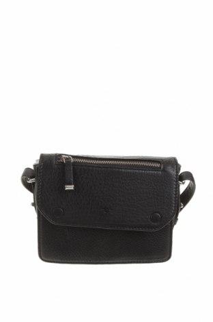 Γυναικεία τσάντα Adax, Χρώμα Μαύρο, Γνήσιο δέρμα, Τιμή 35,33€