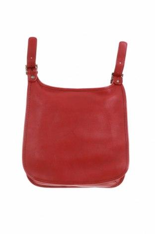 Dámská kabelka  Coach, Barva Červená, Pravá kůže, Cena  2212,00Kč