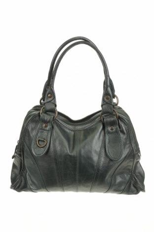 Γυναικεία τσάντα Coccinelle, Χρώμα Πράσινο, Γνήσιο δέρμα, Τιμή 119,69€