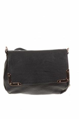 Дамска чанта Colette By Colette Hayman, Цвят Черен, Еко кожа, Цена 11,76лв.