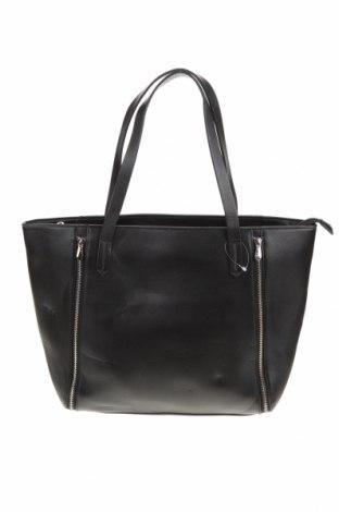 Дамска чанта Colette By Colette Hayman, Цвят Черен, Еко кожа, Цена 13,02лв.
