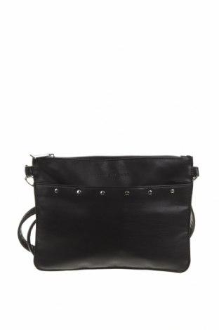 Γυναικεία τσάντα Daniel Hechter, Χρώμα Μαύρο, Δερματίνη, Τιμή 33,26€
