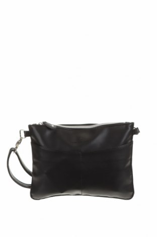 Γυναικεία τσάντα Daniel Hechter, Χρώμα Μαύρο, Γνήσιο δέρμα, Τιμή 42,61€
