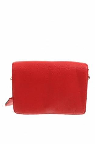 Дамска чанта H&M, Цвят Червен, Еко кожа, Цена 10,50лв.