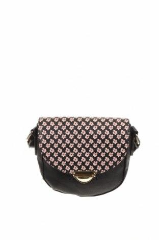 Дамска чанта Indigo, Цвят Черен, Еко кожа, Цена 11,76лв.