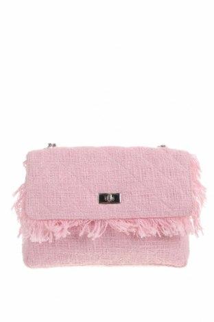 Γυναικεία τσάντα Laltramoda, Χρώμα Ρόζ , Κλωστοϋφαντουργικά προϊόντα, Τιμή 67,02€