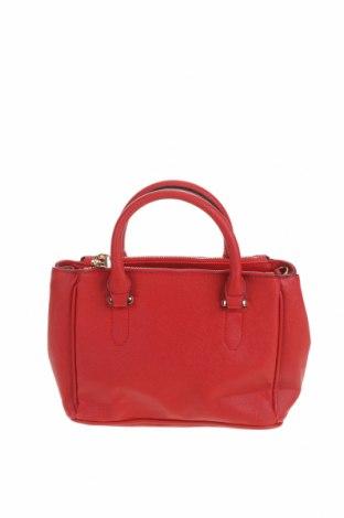 Γυναικεία τσάντα Mango, Χρώμα Κόκκινο, Δερματίνη, Τιμή 10,23€