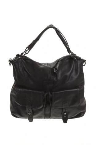 Γυναικεία τσάντα Picard, Χρώμα Μαύρο, Γνήσιο δέρμα, Τιμή 46,24€