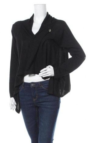 Дамска жилетка Object, Размер XL, Цвят Черен, Цена 9,98лв.