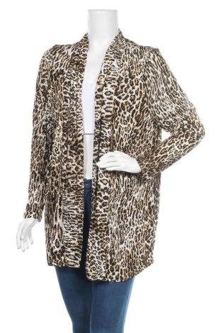 Дамска жилетка Vrs Woman, Размер M, Цвят Многоцветен, Вискоза, Цена 28,67лв.