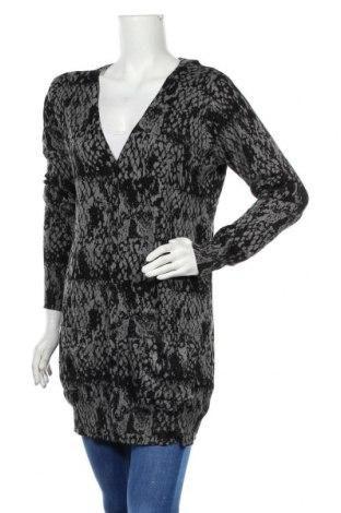 Дамска жилетка Vrs Woman, Размер XL, Цвят Черен, 80% вискоза, 20% полиамид, Цена 23,63лв.