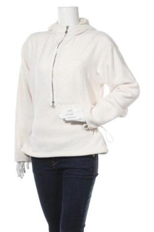 Дамска поларена блуза Smart Set, Размер L, Цвят Екрю, Полиестер, Цена 13,86лв.