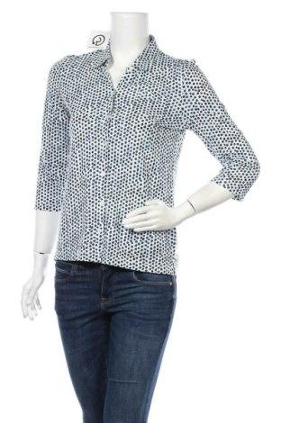 Дамска риза Christian Berg, Размер S, Цвят Многоцветен, 50% памук, 50% модал, Цена 17,64лв.