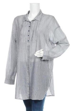 Dámská košile  Ellen Amber, Velikost XXL, Barva Modrá, Bavlna, Cena  303,00Kč