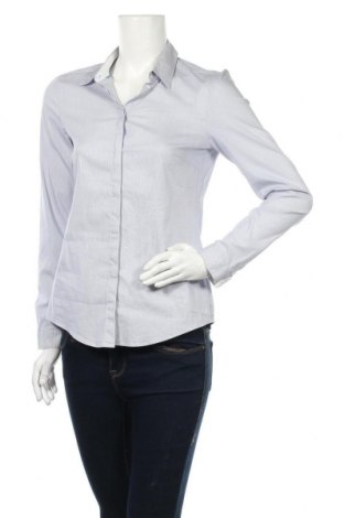 Дамска риза Esprit, Размер S, Цвят Син, 72% памук, 24% полиамид, 4% еластан, Цена 17,01лв.