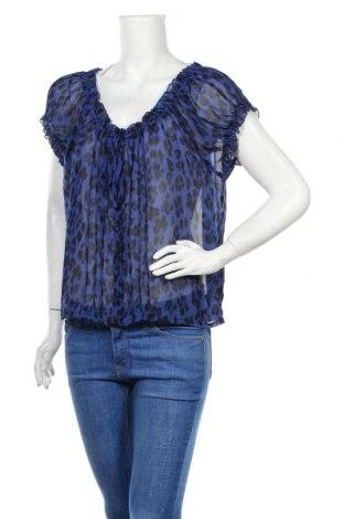 Дамска риза Hot Options, Размер XL, Цвят Син, Цена 3,00лв.