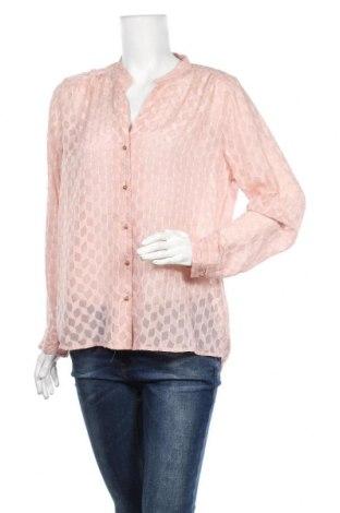 Дамска риза Soaked In Luxury, Размер XL, Цвят Розов, Полиестер, Цена 4,73лв.