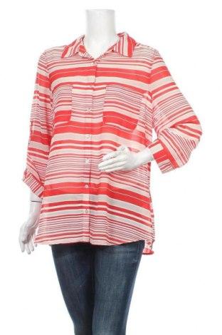 Γυναικείο πουκάμισο Suzanne Grae, Μέγεθος XL, Χρώμα Κόκκινο, Πολυεστέρας, Τιμή 11,72€