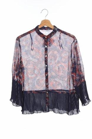 Дамска риза Venca, Размер XXS, Цвят Многоцветен, Полиестер, Цена 23,52лв.