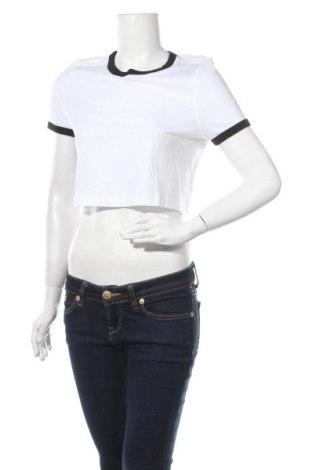 Дамска тениска Topshop, Размер S, Цвят Бял, Памук, Цена 11,60лв.