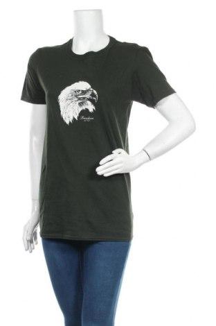 Dámské tričko Topshop, Velikost M, Barva Zelená, Bavlna, Cena  286,00Kč