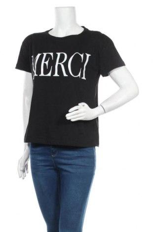 Dámské tričko Topshop, Velikost S, Barva Černá, Bavlna, Cena  348,00Kč