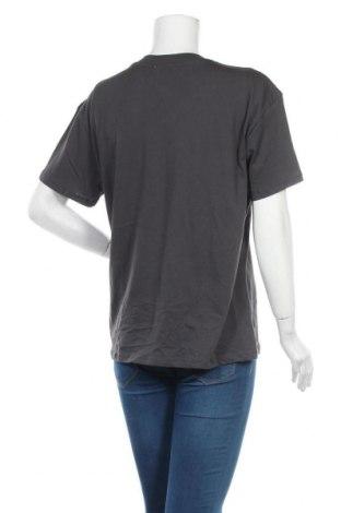 Дамска тениска Topshop, Размер L, Цвят Сив, Памук, Цена 24,00лв.