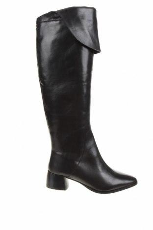 Дамски ботуши Copenhagen Shoes, Размер 38, Цвят Черен, Естествена кожа, Цена 130,05лв.