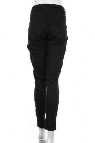 Дамски дънки, Размер XL, Цвят Черен, Цена 22,36лв.