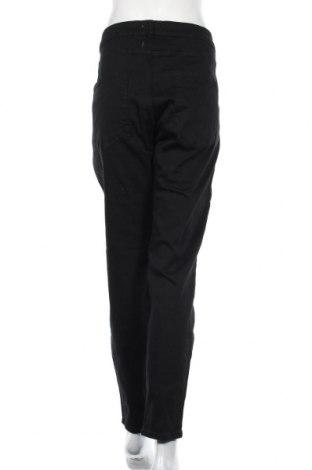 Дамски дънки, Размер XXL, Цвят Черен, Цена 22,36лв.