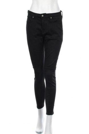 Дамски дънки, Размер M, Цвят Черен, Цена 22,36лв.