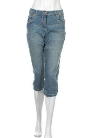 Дамски дънки Aniston, Размер M, Цвят Син, 75% памук, 23% полиестер, 2% еластан, Цена 23,02лв.