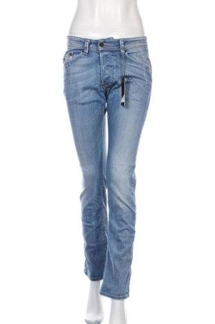 Dámské džíny  Diesel, Velikost M, Barva Modrá, 98% bavlna, 2% elastan, Cena  995,00Kč