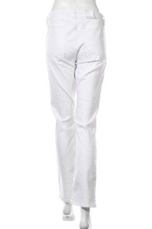 Дамски дънки Esprit, Размер L, Цвят Бял, 98% памук, 2% еластан, Цена 23,38лв.